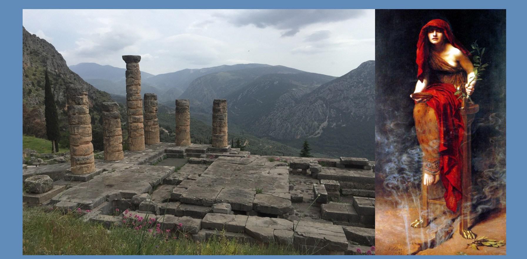 My Trip to Delphi
