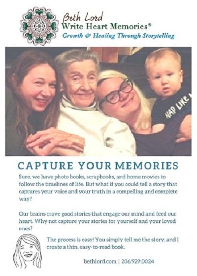 Capture Your Memories