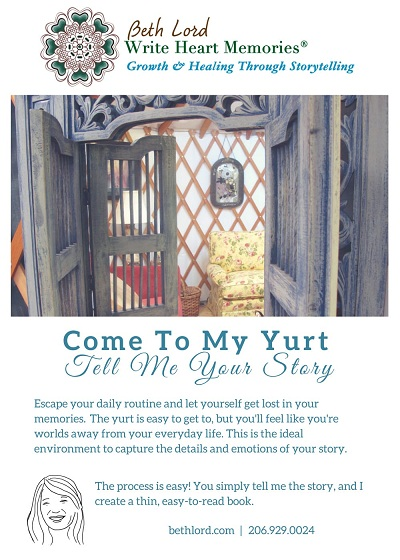 Come to My Yurt