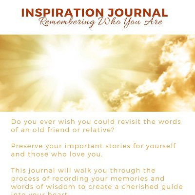 Inspiration Flyer