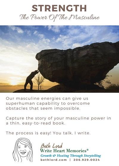 Masculine Power