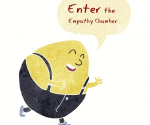 You Can Enter The Empathy Chamber Now